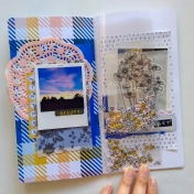 Beauty at Sunset Travelers Notebook