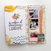 Weekend Loading Travelers Notebook