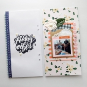Friday Vibes Travelers Notebook