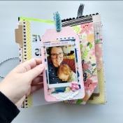 Love Grows Here Junk Journal