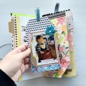 A Happy Heart Junk Journal