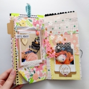 Out & About Junk Journal