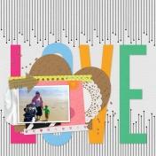 Love Beach Family