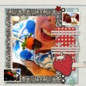 Strawberry Moment