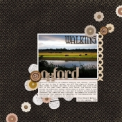 Walking Oxford