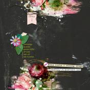 Lovely Digital Collage