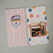 Remember 2 Travelers Notebook