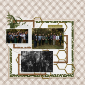 A Day to Remember Wedding Layout