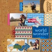 World Wonder- Egypt