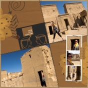 Trip of a Lifetime- Egypt