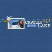 Crater Lake Snowhoe