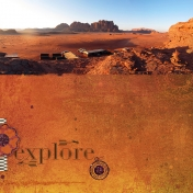 Explore- Wadi Rum