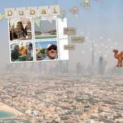 Dubai- Getaway