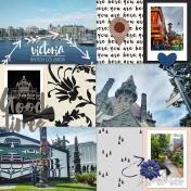Victoria Pocket Page