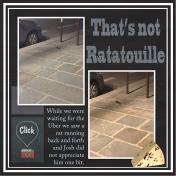 That's not ratatouille