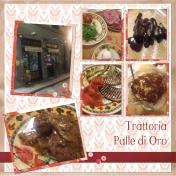 Trattoria Palle di Oro- Firenze