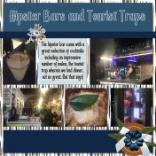 Hipster Bars and Tourist Traps
