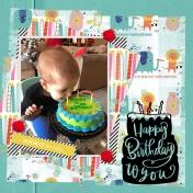 Nephew's Birthday 2