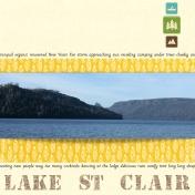 NYE at Lake St Clair