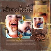 Chocaholic boy