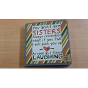 front page sisters minialbum