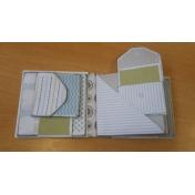 everyday envelope minialbum second page