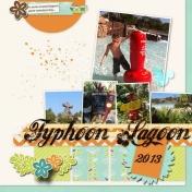 Typhoon Lagoon Title Page