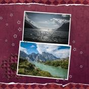 "Colourful ""Lago di Garda"""