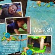 Logan- Week 39
