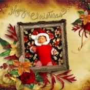 Hanalia ~ First Christmas