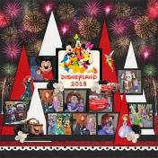 Disney Trip 2013