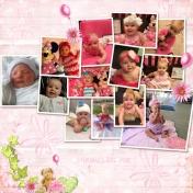 Hanalia's 1st Year