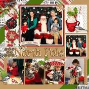 Fun at the North Pole