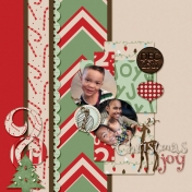 Christmas Cheer LO