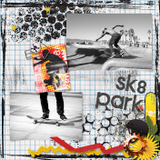 Sk8park tricks