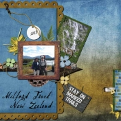 Milford Track New Zealand