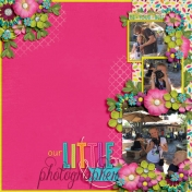 Our Little Photographer