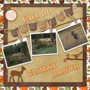 Fall at Climax Ranch