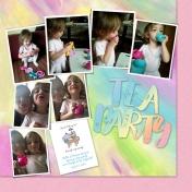 Bella's Tea Party