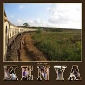 Kenya- Cover