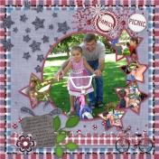 At the Park b