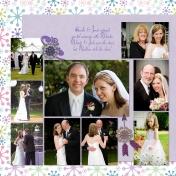 Melanie's Wedding c