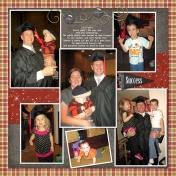 Kenny's Graduation c