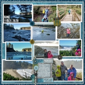 Grays to Coos Bay & King Tides