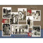 1918-1918 Farewells & Life at the Old Ranch