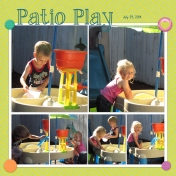 Patio Play a