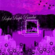 Perfect Purple Paradise