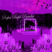 Perfect Purple Paradise