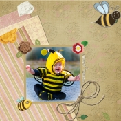 Layered Bee Page