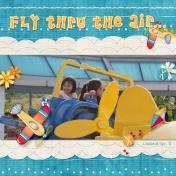Fly Thru the Air